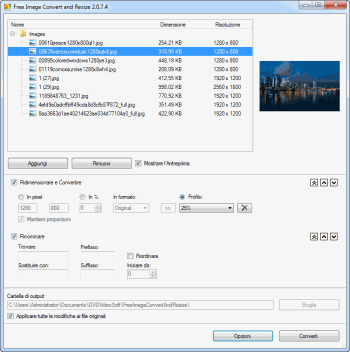 Free Image Convert and Resize 2.1.22.1212